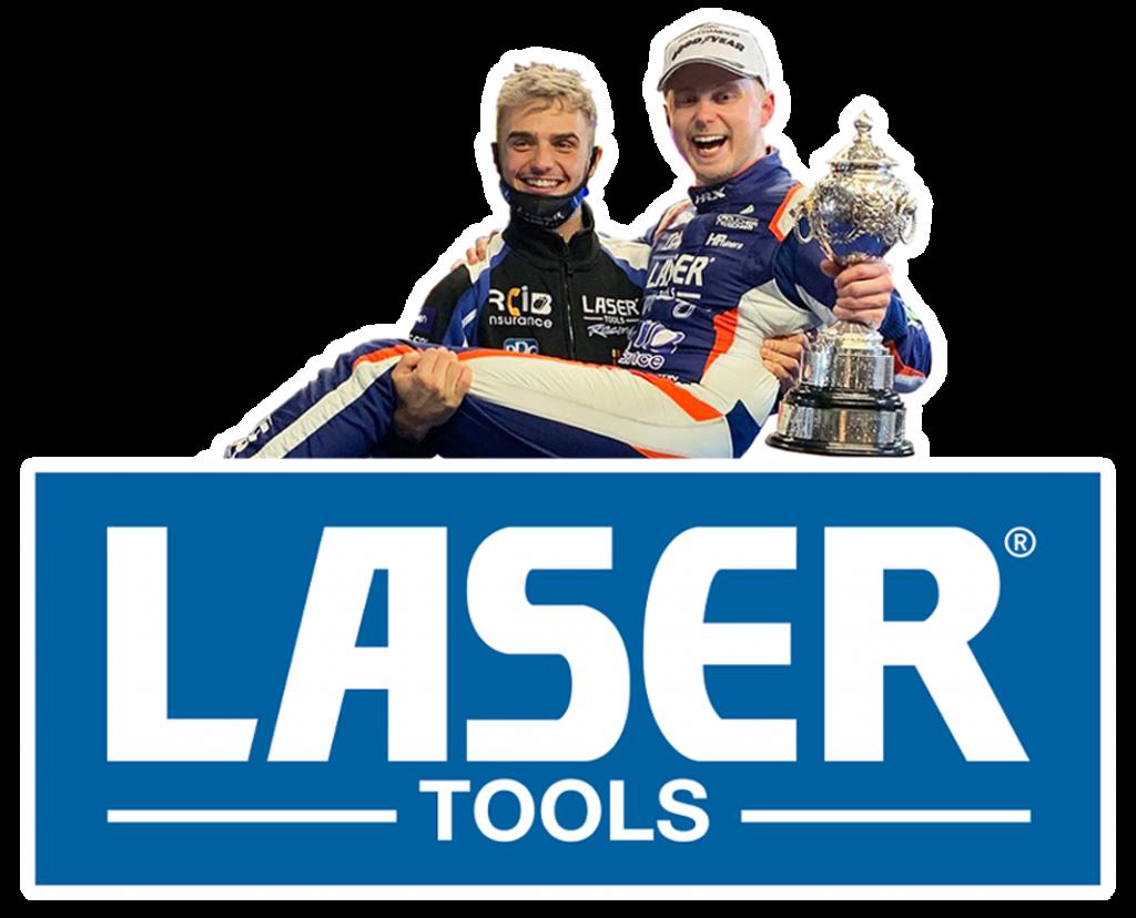 Laser Tools 2021 Series sponsors promotional image